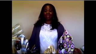 Gift Wrapping courses with Gift Wrapping Expert Neelam Meetcha