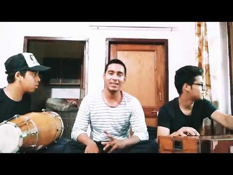 Gadwali Folk Song-- Feat #Anirudh Sundriyal..#Alabhya Badoni.....#Anirudh Badoni