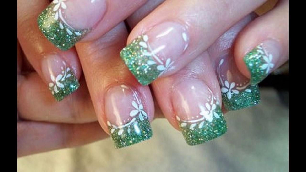 glitter uas decoradas elegantes