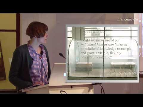 David Benqué & Sonja Bäumel - Human Biome / Synthetic Biology and Design
