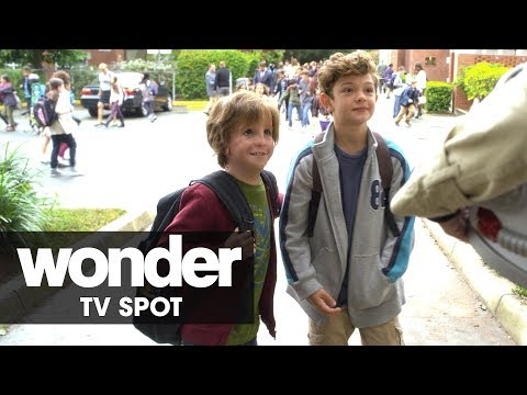 Wonder (2017 Movie) Official T wonder movie