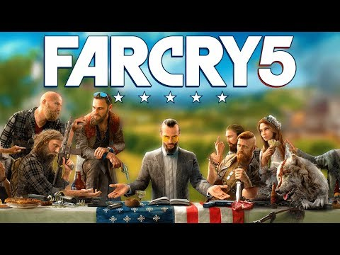 Far Cry 5 In A Nutshell