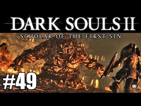 Dark Souls 2: Scholar of the First Sin | Episodio 49 | El Podrido