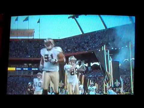 [HD] New Orleans Saints Superbowl 44 Intro