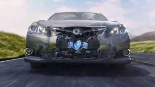 How Subaru Boxer Engine & Awd System Works.