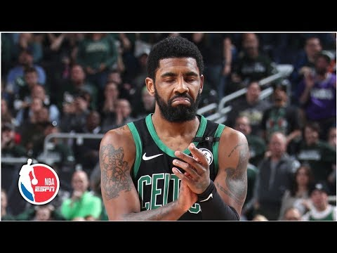 Kyrie Irving dominates | Celtics vs Bucks Game 1 | 2019 NBA Playoff Highlights