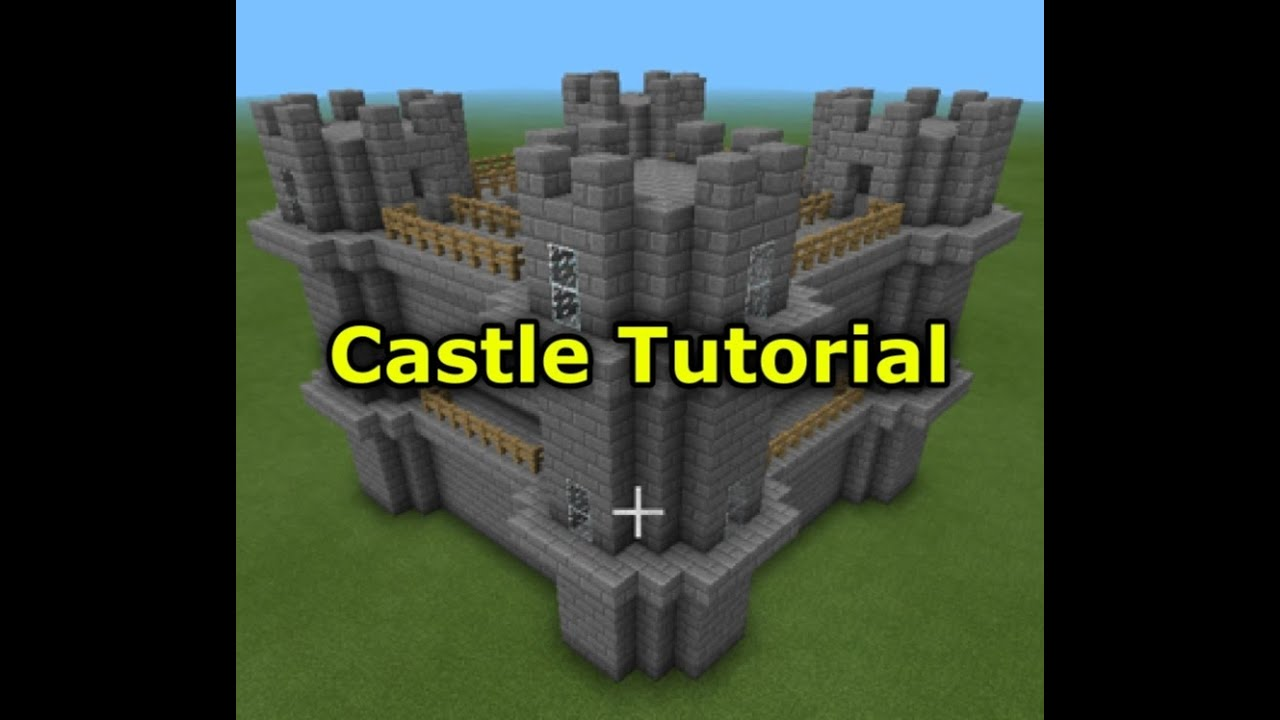 How To Build The Best Castle Ever Youtube