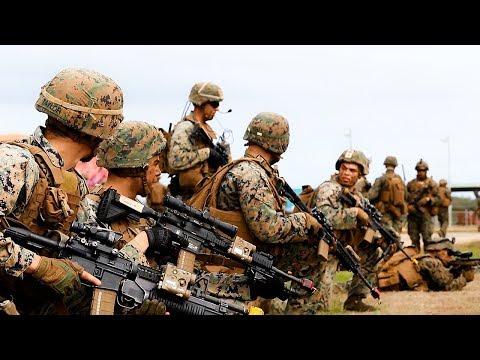 Joint Military Exercises | United States | Australia | United Kingdom And Japan
