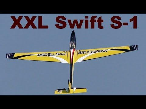 Gernot Bruckmann - XXL Swift S1 - Glider Aerobatics, JMM 2019