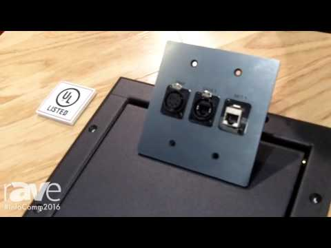 InfoComm 2016: Ace Backstage Co Explains Stagepocket Manufacturing and Custom Panel Material
