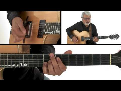 Soul Jazz Guitar Lesson - Rhythm & Comping Approaches - Fareed Haque