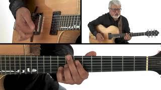Soul Jazz Guitar Lesson - Rhyt…