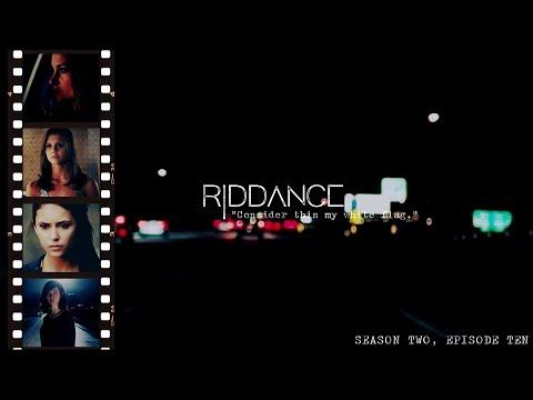 "Riddance | S02E10 | ""Consider This My White Flag."""