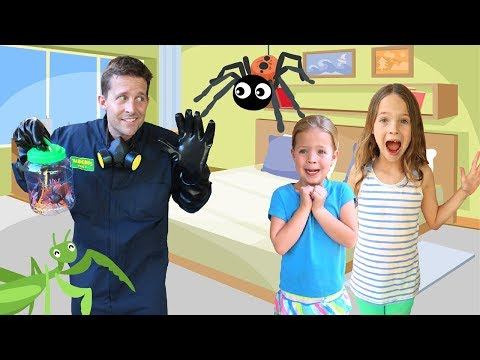 Toy Hotel has a Bug Problem !!!