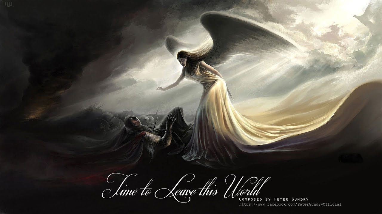 Sad Dark Music - Time Leave World Emotional Viola