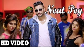 Latest Punjabi Songs 2016 | Neat Peg - Goldy Manepuria | New Punjabi Songs 2016