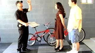 Power Rax Motorized Bike Lift System