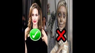 Angelina Jolie'ye Benzeyeyim Derken,İranlı Sahar Tabar