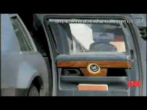 Ésta es La Bestia: el auto con el que Obama se movilizará por la Argentina