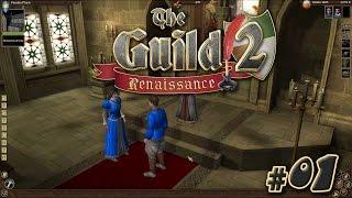 The Guild 2 Renaissance #01 Español - Vivo - Nueva vida en simulador de Dinastia