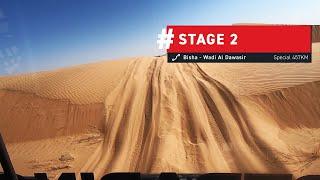 Mammoet Rallysport: Stage 2