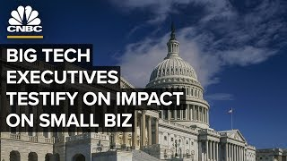 WATCH LIVE: Amazon and Google execs testify on Big Tech's impact on small businesses – 11/14/2019
