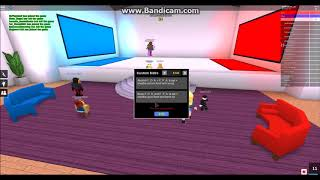 ROBLOX Pick a Side: Blue side inappropriate?
