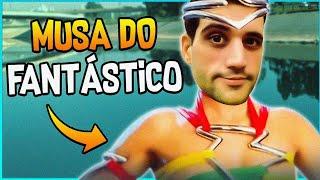 DAVA MUSA DO FANTASTICO DO RIO TIETE thumbnail