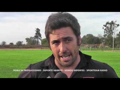 Rugby Córdoba – Fecha 2 – Aero Club (0) Universitario (50) – Nota Marcelo Merlos DT Aero Club
