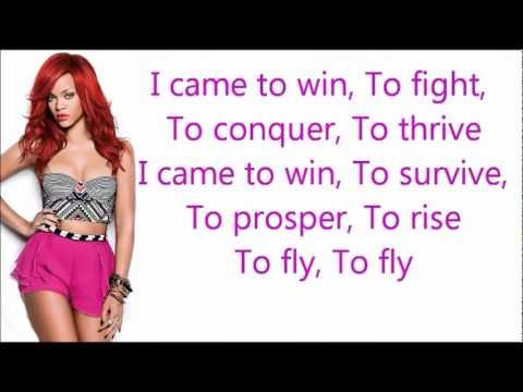 Nicki Minaj - Fly LYRICS