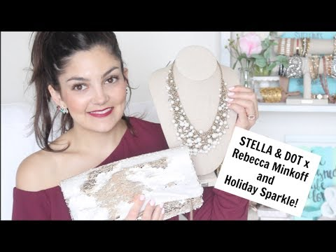 Stella & Dot X Rebecca Minkoff & Holiday Collection!