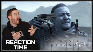 Death Stranding Release Date Reveal Trailer - Reaction Time!