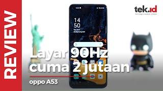 OPPO A53, smartphone Rp2 jutaan dengan fitur premium