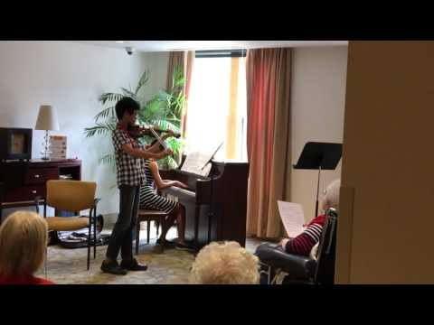 Rondino By Kriesler On A Theme By Beethoven