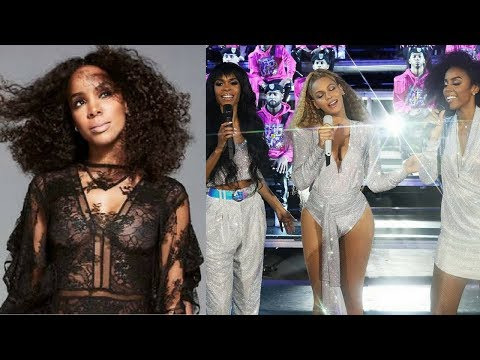 Kelly Rowland ANNOUNCING Destinys Child TourNew Music!?