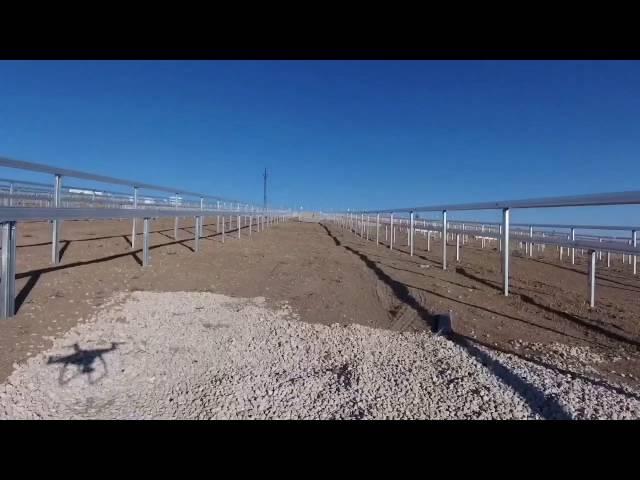 Kayseri Sarıoğlan 6.6 MW - ISOTEC ENERJI ISOGROUND Montaj Sistemleri