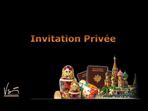 VSI Visa - RUSSIE Visa Affaires : Lire et comprendre sa lettre d'invitation Russie