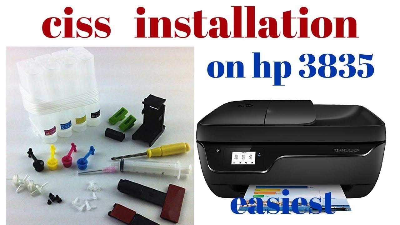 hp deskjet 3835 scanner drivers