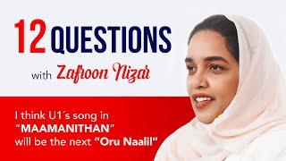 YuvanShankar Rajawife Zafroon Nizar answers - 12 Questions | U1 Records