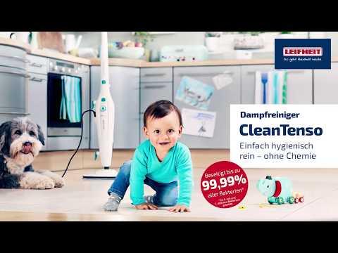 Leifheit Dampfreiniger CleanTenso | MediaMarkt