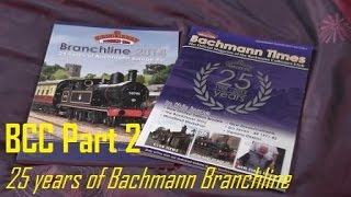 Bachmann Collectors Club Part 2 - 2014 Catalogue!