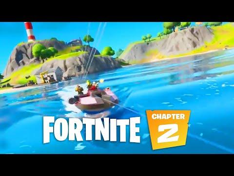 Fortnite: Chapter 2 Season 1 Official Trailer