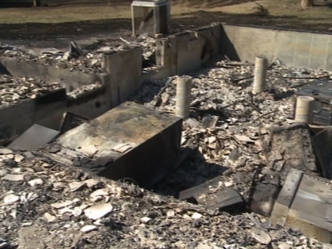 Kansas Fires Burn More Than 600 Square Miles