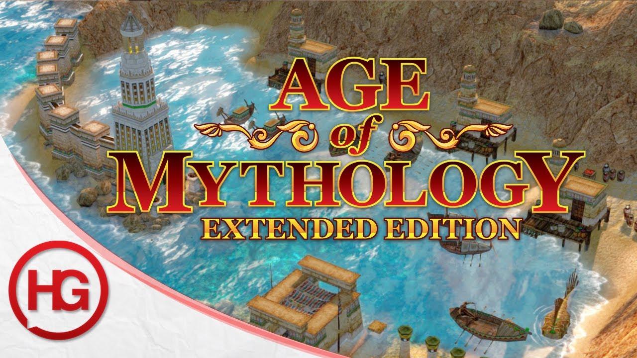 Age of Mythology: Extended Edition *SO MUCH NOSTALGIA