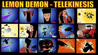 Telekinesis - Lemon Demon - ( HF PodCast/Fleet Radio/Kinneas)