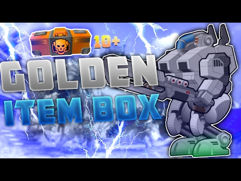 OPENING OVER 10+ GOLDEN ITEM BOXES!! SuperMechs Box Opening