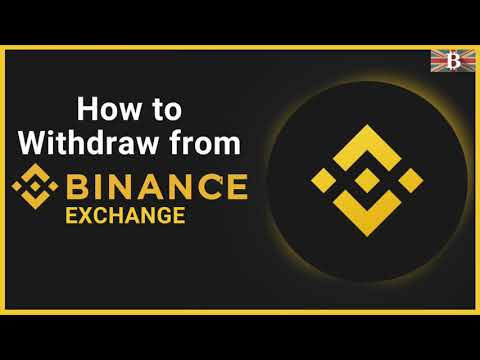 How To Withdraw From Binance Exchange (Coinbase, Ledger Wallet U0026 Bank Account)