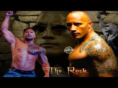 The Rock -  Heel Theme First Debuted at No Way Out
