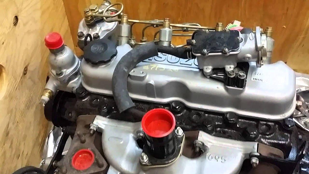 Isuzu C240 New Engine | Doovi