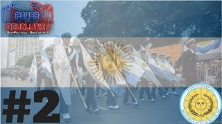 Power and Revolution Geopolitical Simulator 4 - Argentina - Part 2 - City Of Culture (2018 Add on)